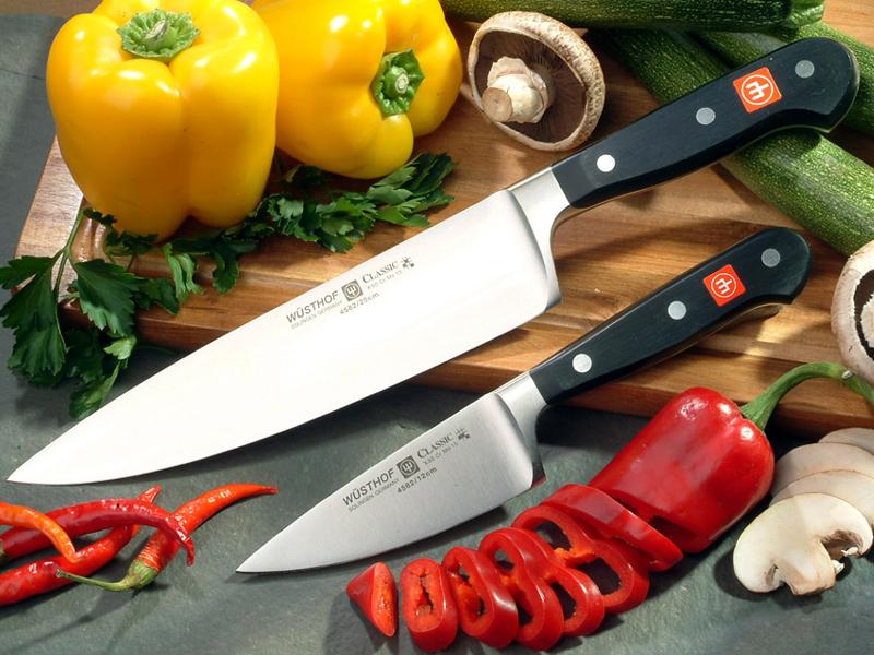 7 tipov, ako vybrať správny kuchynský nôž