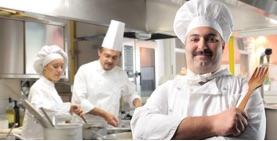 Čo potrebuje správny kuchár?