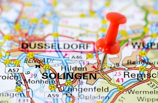 Solingen – slávne mesto kvalitných nožov a nožníc