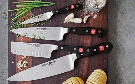 Úspech kuchyne je ukrytý najmä v kvalitnom a správnom noži. Ktorý typ noža a kedy použiť?