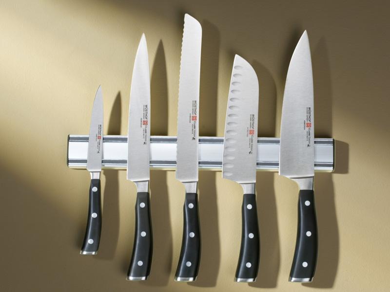 Jak správně pečovat o kuchařské nože?