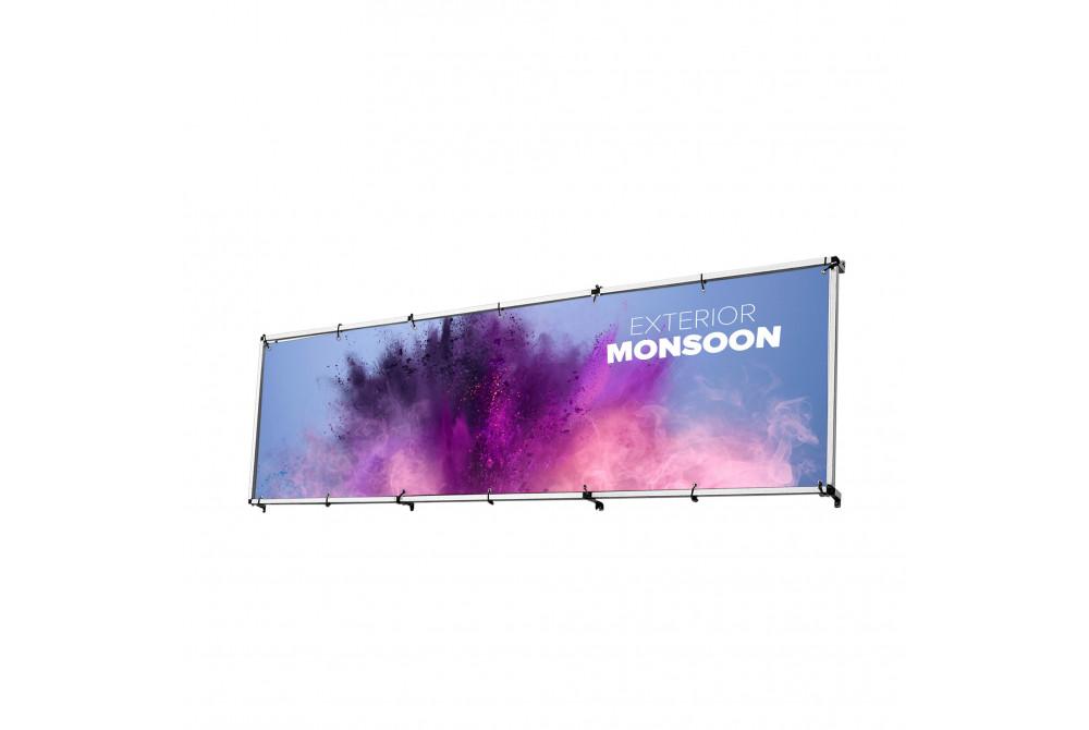 Monsoon na stenu