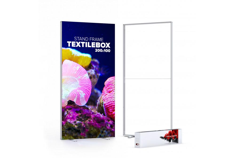 Textilebox - textilný rám
