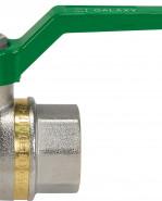 """GALAXY 0504V204 Guľový ventil na pitnú vodu F/F 1/2"""", DN 15, Al páka"""