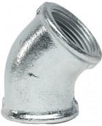 """GEBO Platinum 120 Koleno 45° F/F 3"""", 120-11V"""