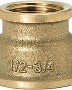 """GEBO Gold - Ms Nátrubok redukovaný F/F 1.1/4""""x1"""", G240-29BR"""