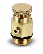 """Odvodňovací ventil pre všetky veľkosti ventilov - 3300, 7485, 7495 a 7530 1/4"""" 39910002"""
