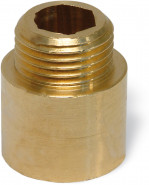 "TOF LINK 06470504 Ms predĺženie M/F 1/2""x25mm"