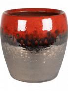 Amora Couple Black Red 21x21 cm
