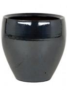 Amora Metal blue 26x26 cm