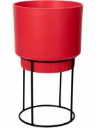 B.For Studio Round Brilliant red 22x38 cm