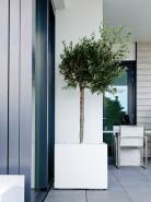 Fiberstone Glossy white  block M 40x40x40 cm