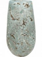 Aya Vase Vulcan Ice Green 14x24 cm