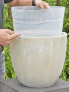 Plastove transparentne vnutro 65/48 cm