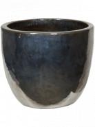 Plain Metal Glaze couple 39x34 cm