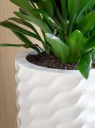 Luxe Lite Glossy Breaker white 36x60cm