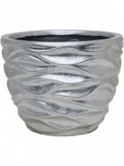 Luxe Lite Glossy Sea silver 40x30 cm