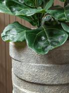 Luxe Lite Stone Varuna grey 43x51 cm