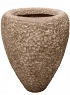 Polystone Rock Couple rough 60x75 cm