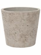 Rough Bucket XXS grey washed 11x9 cm