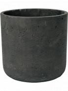 Rough Charlie S black washed 15x15cm