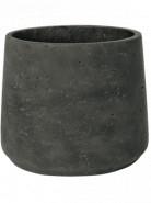 Rough Patt XXL black washed 34x29 cm
