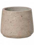 Rough Patt S grey washed 14x11 cm