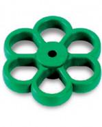 """Plastové otočné koliečko pre dimenzie 1""""-1.1/4"""", typ - 3290, 3300, 7480 7485, 7490, 7495, 7520 a 7530 75210008V990"""
