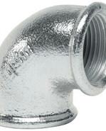 """GEBO Platinum 90 Koleno 90° F/F 2"""", 90-09V"""