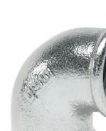 """GEBO Platinum 90 Koleno 90° F/F 6"""", 90-14V"""