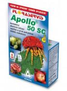 Apollo postrek na roztoce