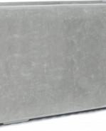 Division Plus rectangle Natural-concrete 100x40x40 cm
