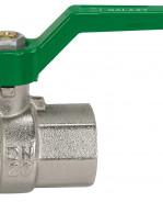 """GALAXY 0505V267 Guľový ventil na pitnú vodu M/F 1.1/4"""", DN 32, Al páka"""