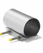 HD - Nerezový opravný pás HD 10, 70-77/400mm