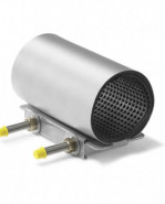 HD - Nerezový opravný pás HD 10, 73-80/250mm