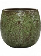 Kvetináč Marly Pot zelený 30x28 cm