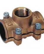"""GEBO Brass MB 04.621.60.3501 3/4""""x35mm Cu"""