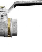 """MERCURY 0411N407 Guľový ventil na vodu F/F 1.1/4"""", DN 32, oceľová páka"""