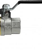 """MERCURY 0412N403 Guľový ventil na vodu M/F 3/8"""", DN 10, oceľová páka"""