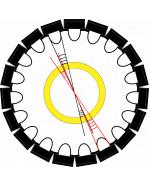 Měření tloušťky trubek iNOEX WARP XXL