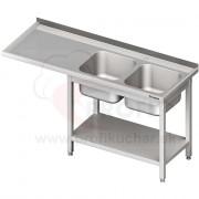 Umývací stôl pre podstolovú umývačku STALGAST® - ľavý