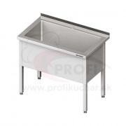 Umývacia vaňa s lisovaným drezom STALGAST® 1200x600x850mm