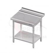 Výstupný stôl k priebežnej umývačke STALGAST – PRAVÝ 1300mm
