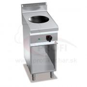 Indukcny wok BERTO´s 3,5 kW