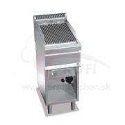 Plynový vodný gril Berto´s 400x700x900mm