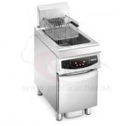 Elektrická fritéza digitálna Elframo® 14 l 9kW