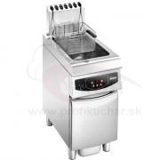 Plynová fritéza digitálna Elframo® 20 l 15 kW