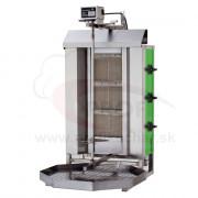 Plynový stroj na kebab Gastromarket 40