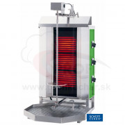 Elektrický stroj na kebab GASTROMARKET 40
