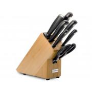 Wüsthof SILVERPOINT Blok s nožmi - 7 dielov 9864